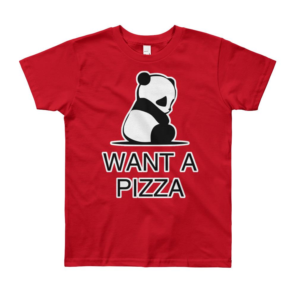 American Apparel 2201w Youth Fine Jersey Short Sleeve T Shirt